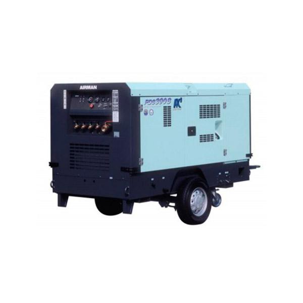 Дизельный компрессор Компрессор AIRMAN PDS175S в аренду